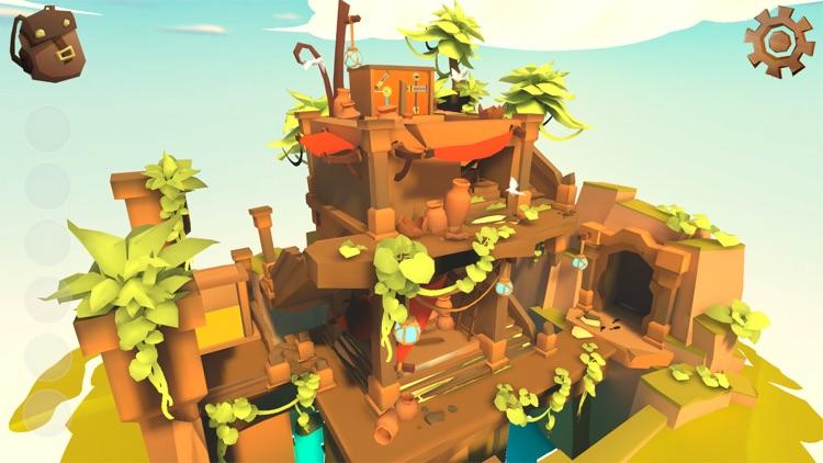 Krystopia: A Puzzle Journey screenshot-5