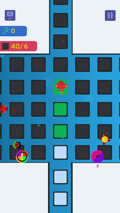 Block Splat screenshot three