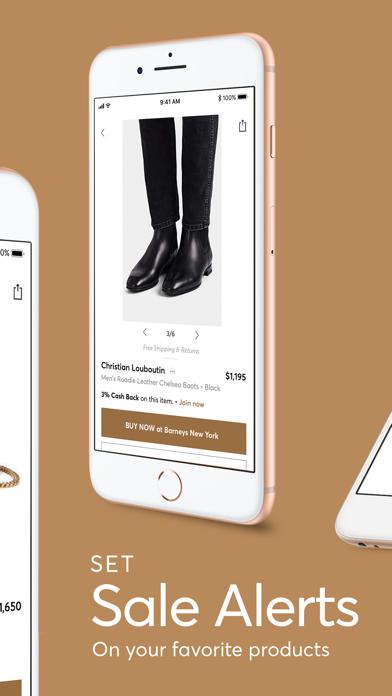 Screenshot #2 pour ShopStyle: Fashion & Cash Back