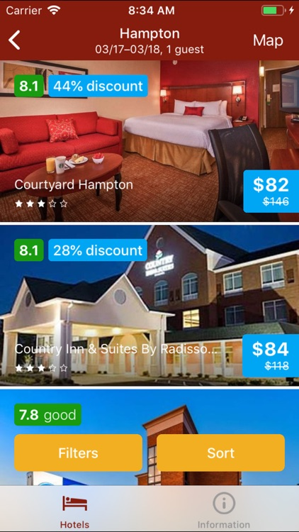 Cheap Hotels Search Online