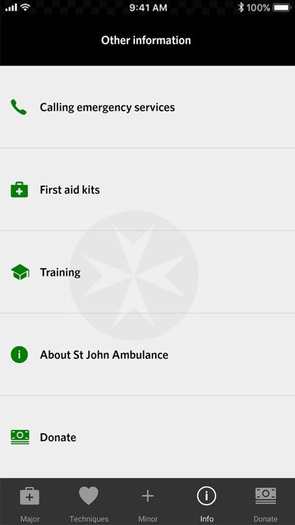St John Ambulance First Aid screenshot-5