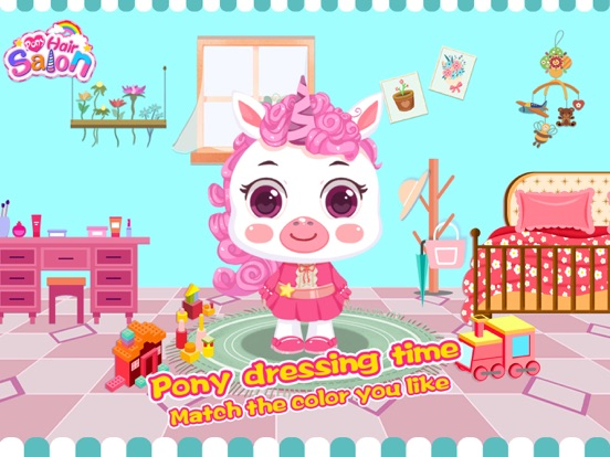 Pony Hair Salon:Princess screenshot 5