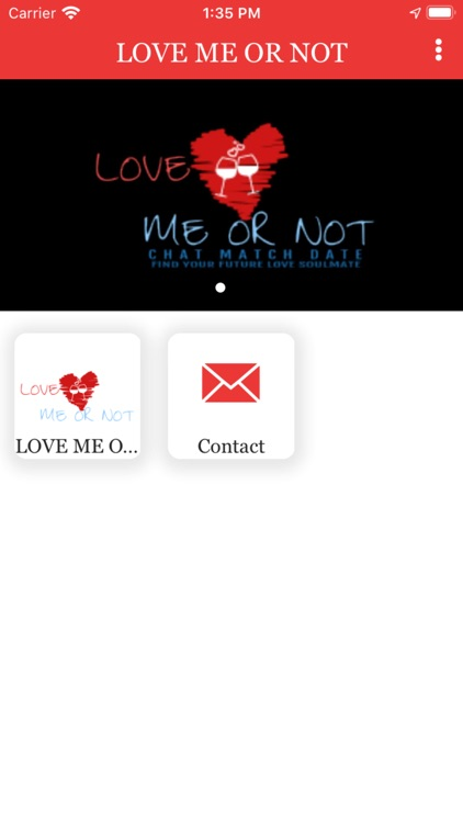 Love Me Or Not Dating