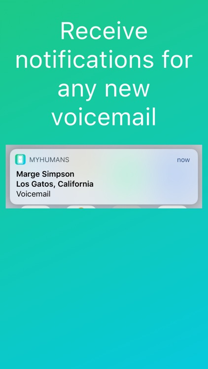 MyHumans: Spam Call Blocker screenshot-4