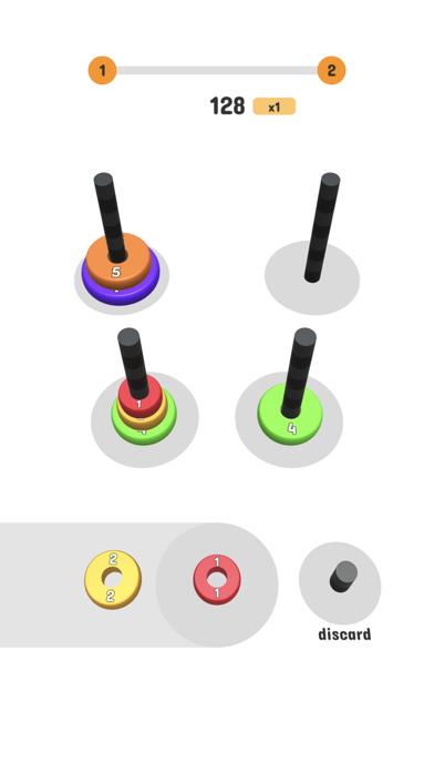 Stack Merge 3D screenshot 3