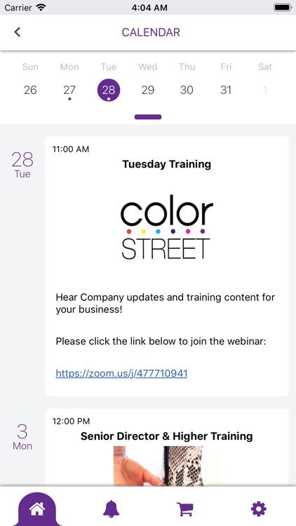 Color Street Stylist App screenshot-3