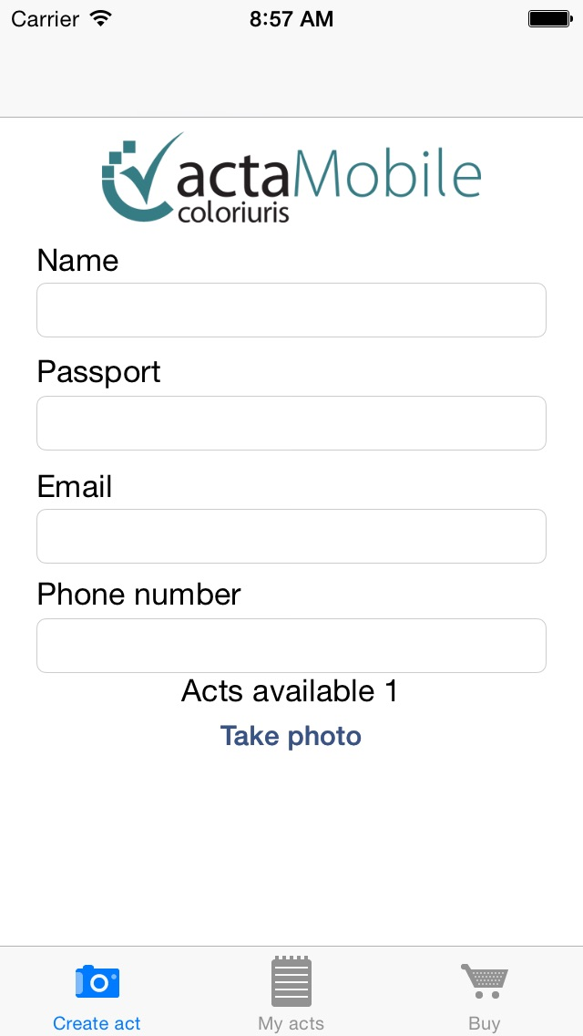 """Acta Mobile """"acts"""" hack"""