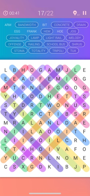 Word Search Pro‧ on the App Store
