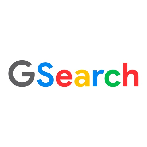 GSearch - Search by Images iOS App