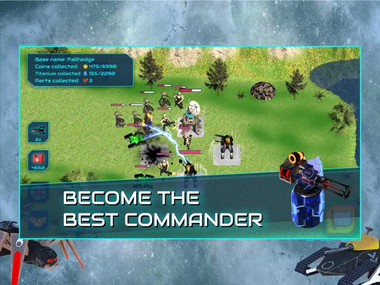 Boulder Base Defense screenshot 14