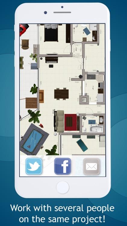 Keyplan 3D - Home design screenshot-4