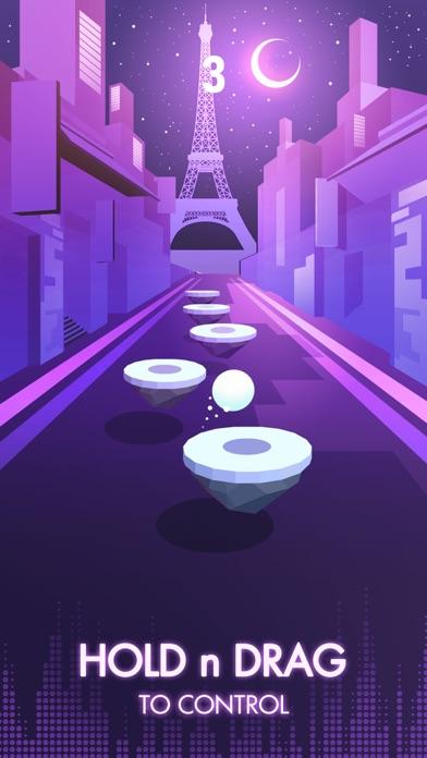 Hop Ball 3D app image