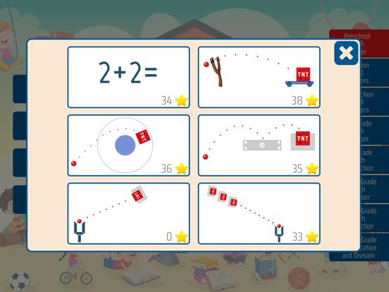 Preschool Math Trainer Screenshots