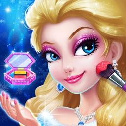 Ice Queen Spa - Girls Makeup