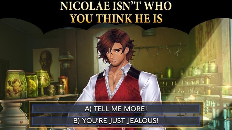 Is It Love? Nicolae - Vampire screenshot-3