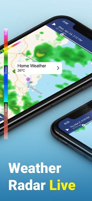 Weather Radar Live - Forecast on the App Store