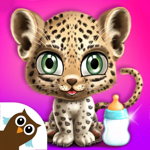 Baby Jungle Animal Hair Salon