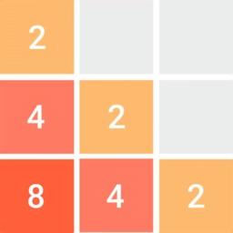 2048 & 4096. Number Puzzle 3D