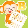 バスティン【音程】フラッシュカード