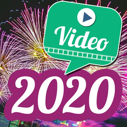 Video Greetings 2020 New Year