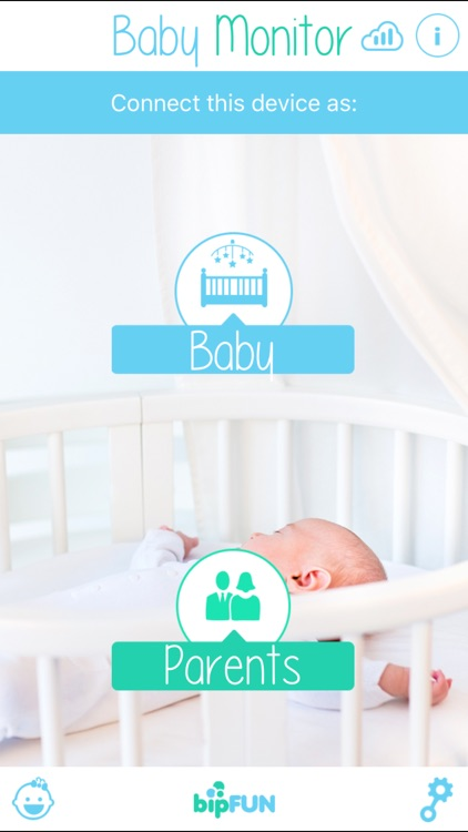 Universal Baby Monitor Pro screenshot-0