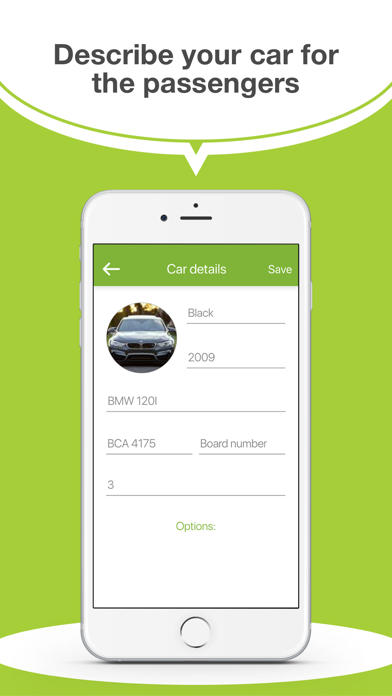 Ulendo Driver app screenshot three