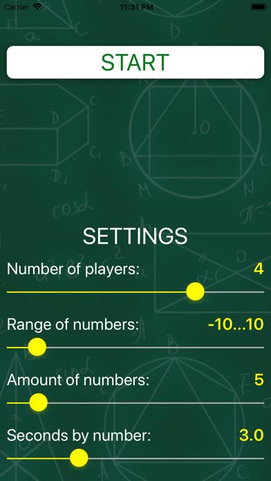 Battle arithmetic app image