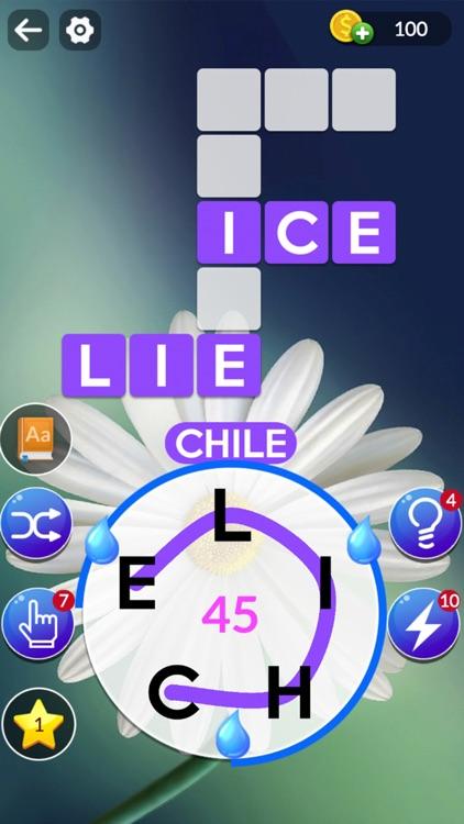 Word Slide - Crossword Puzzles screenshot-7