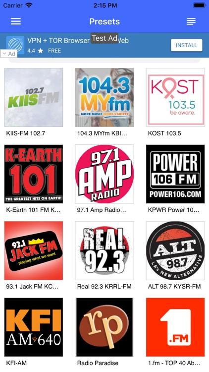StreamItAll Radio