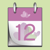 Fertility Friend -  Ovulation Calendar / Fertility Calculator & Period Tracker icon