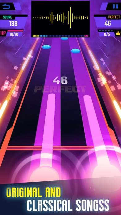 Tap Music 3D Screenshot 3