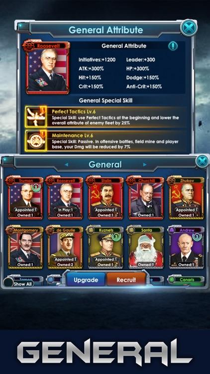 War of Warship:Pacific War screenshot-4