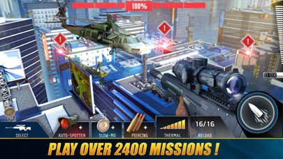 Screenshot from Kill Shot Bravo: Sniper Game