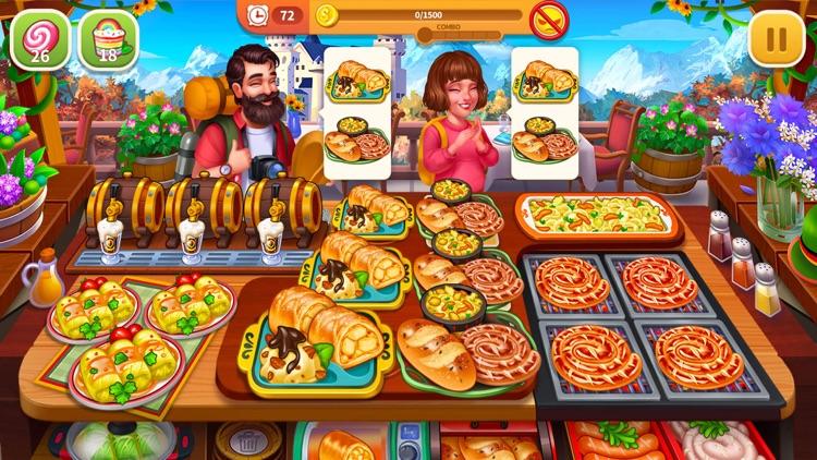 Cooking Hot Cooking Games screenshot-6