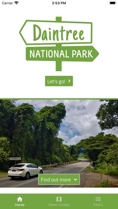 Daintree National Park Screenshot