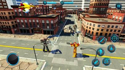 لعبة روبوت سيارة جت متعددةلقطة شاشة3