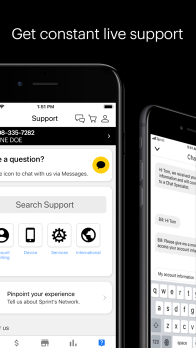 download My Sprint Mobile apps 5