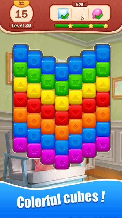 Toy Bomb: Pop Cube Blast Mania screenshot-4