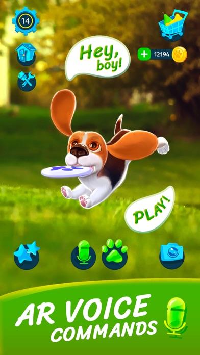 TamaDog! - AR Puppy Games screenshot 5