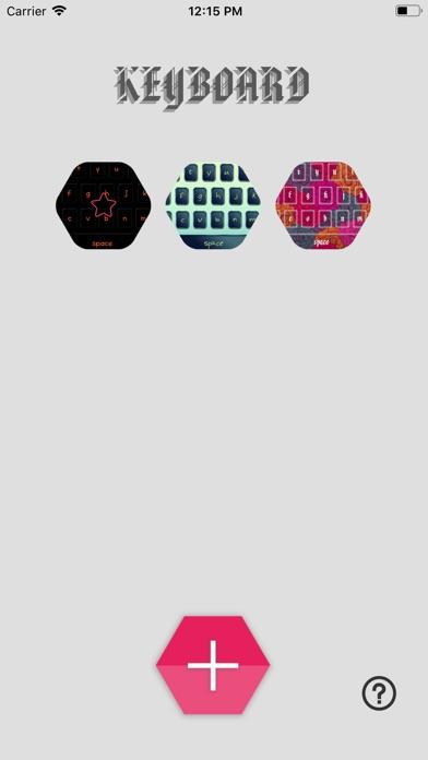 Maru Keyboard screenshot #1