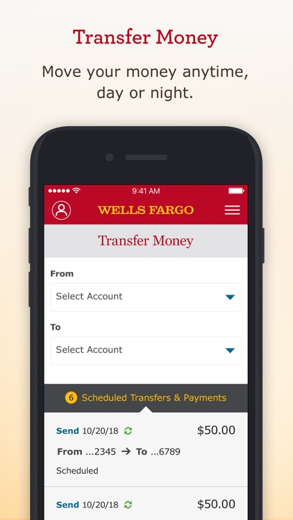 Wells Fargo Mobile screenshot-4