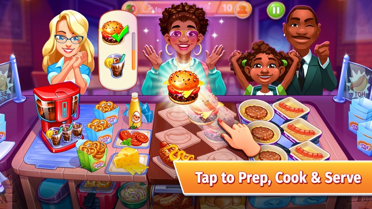 Cooking Craze: Restaurant Game screenshot-0