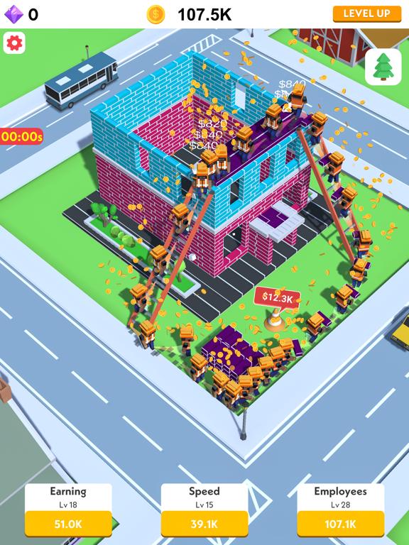 Idle Construction 3D screenshot 15