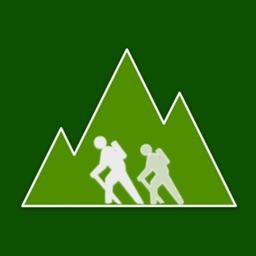 Hiking Emoji Stickers
