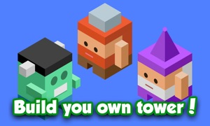 Cubic Tower - Stack It
