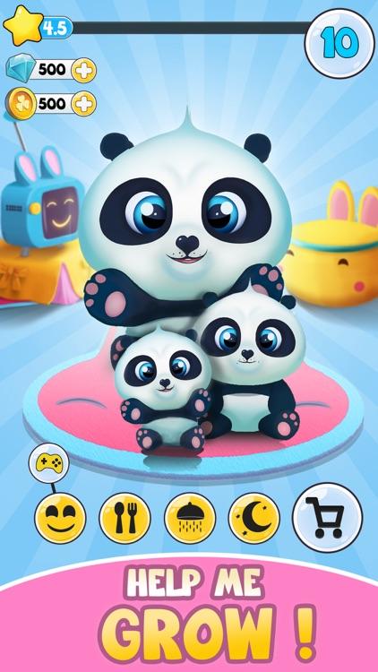 Pu - Care panda bears