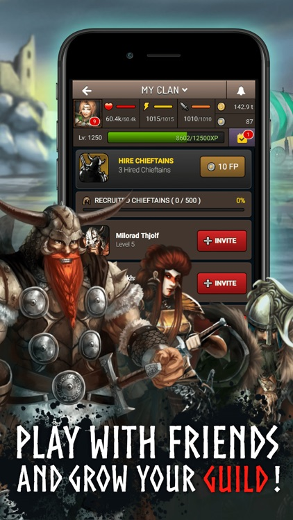 Viking Clan: Call of Valhalla by KANO/APPS