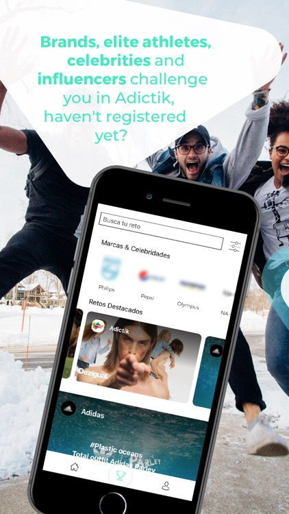 Adictik - Viral challenges app screenshot-4