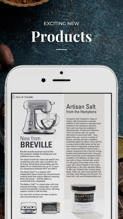 Pastry Arts Magazine screenshot-5