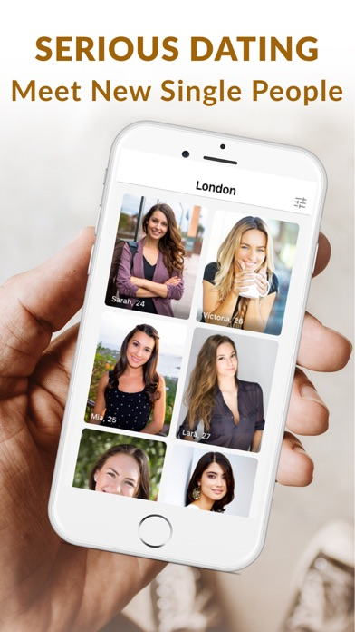 Qeep® Dating App for Singles screenshot two